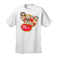 20th Anniversary Rick& Bubba Tour Shirts Thumbnail