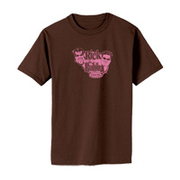 Rick & Bubba Distressed Logo Women's T-Shirt Thumbnail