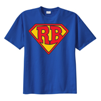 R&B Superman Shirt Thumbnail