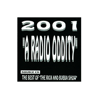 2001: A Radio Oddity Double CD Thumbnail