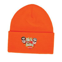 Hunter's Orange R&B Beanie Thumbnail