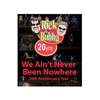 """We Ain't Never Been Nowhere"" Tour 2015 - Blu-ray/DVD Pack Thumbnail"