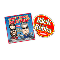 CD + Rick & Bubba Decal Bundle Thumbnail