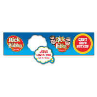 Rick & Bubba Show Magnet Strip Thumbnail