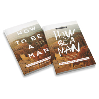 How to Be a Man - Learning from Real Men of the Bible - Adult and Student Bundle Thumbnail