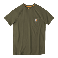 Carhartt Cotton Short Sleeve T-Shirt Thumbnail
