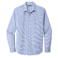 Port Authority Pincheck Easy Care Shirt Thumbnail