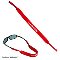 Red Sunglass Strap Thumbnail