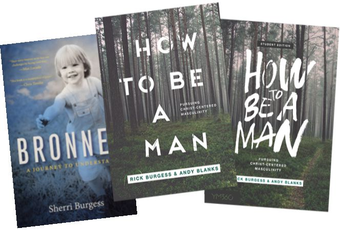 Bronner & How to Be a Man & The Student Edition Bundle